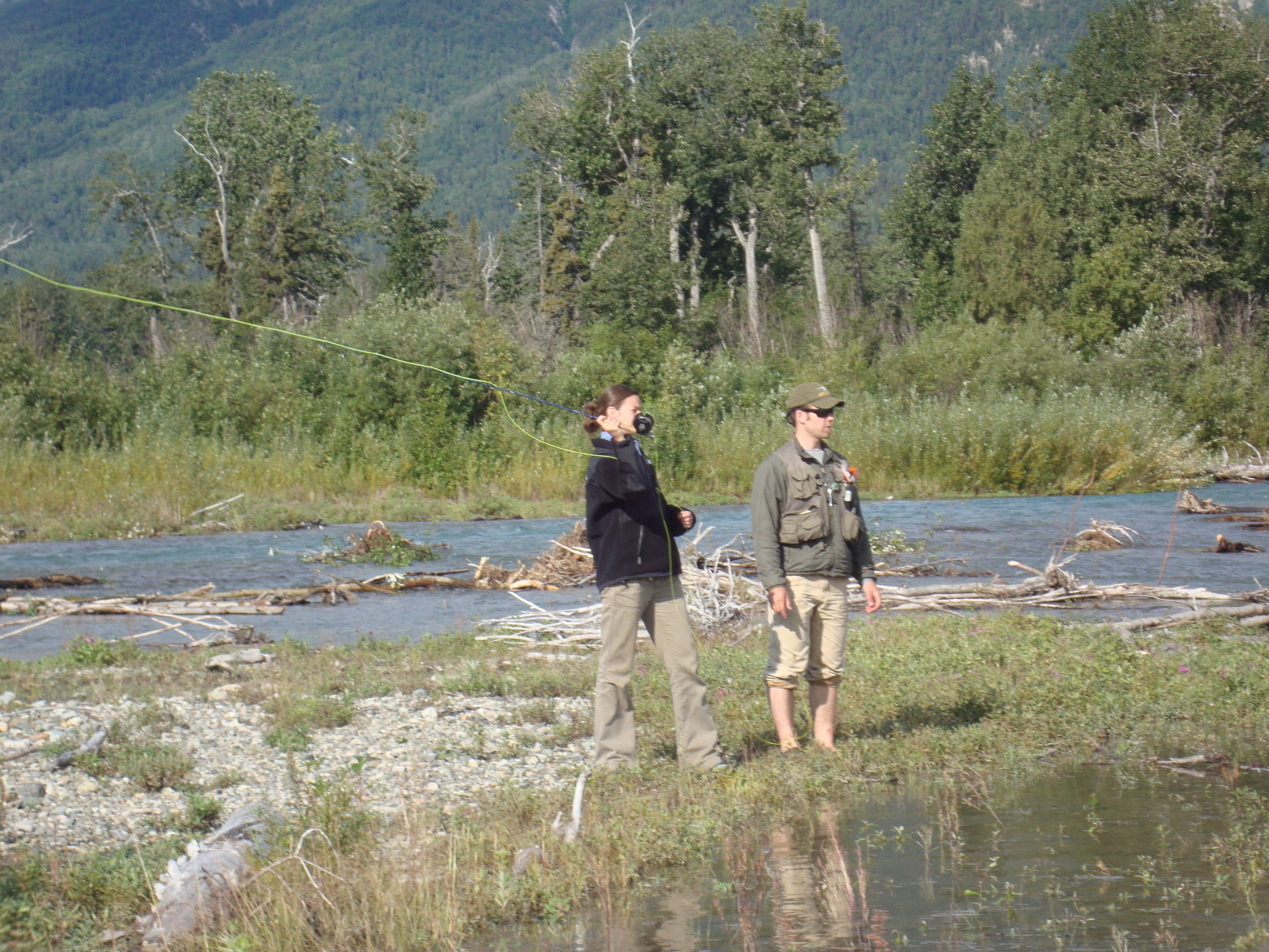 15 days of summer memo no 1 anna burrows mission memos for Ascent fly fishing