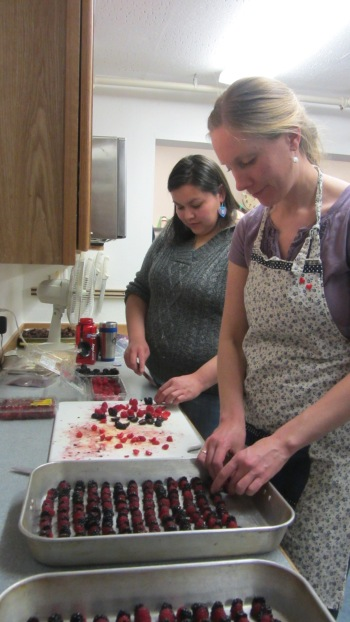 Berry Making