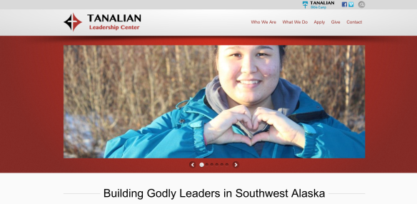 Tanalian Leadership Center Website